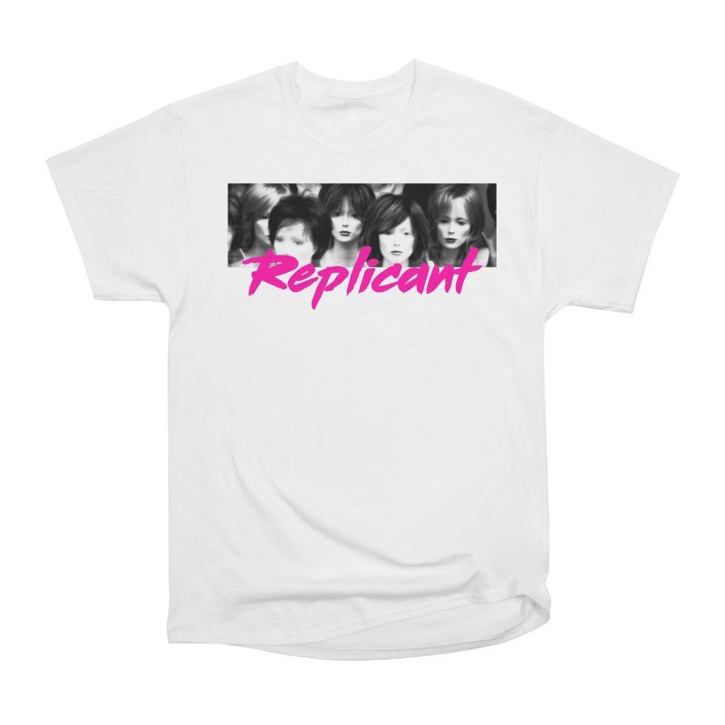 Replicant #1 Men's Heavyweight T-Shirt by Dia Lacina