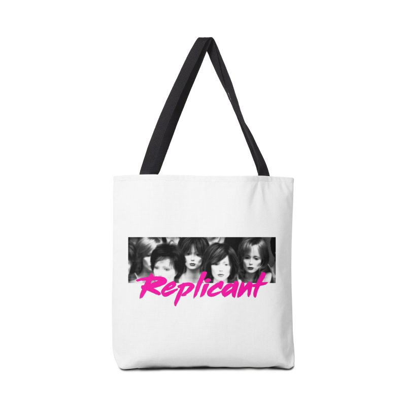 Replicant #1 Accessories Tote Bag Bag by Dia Lacina