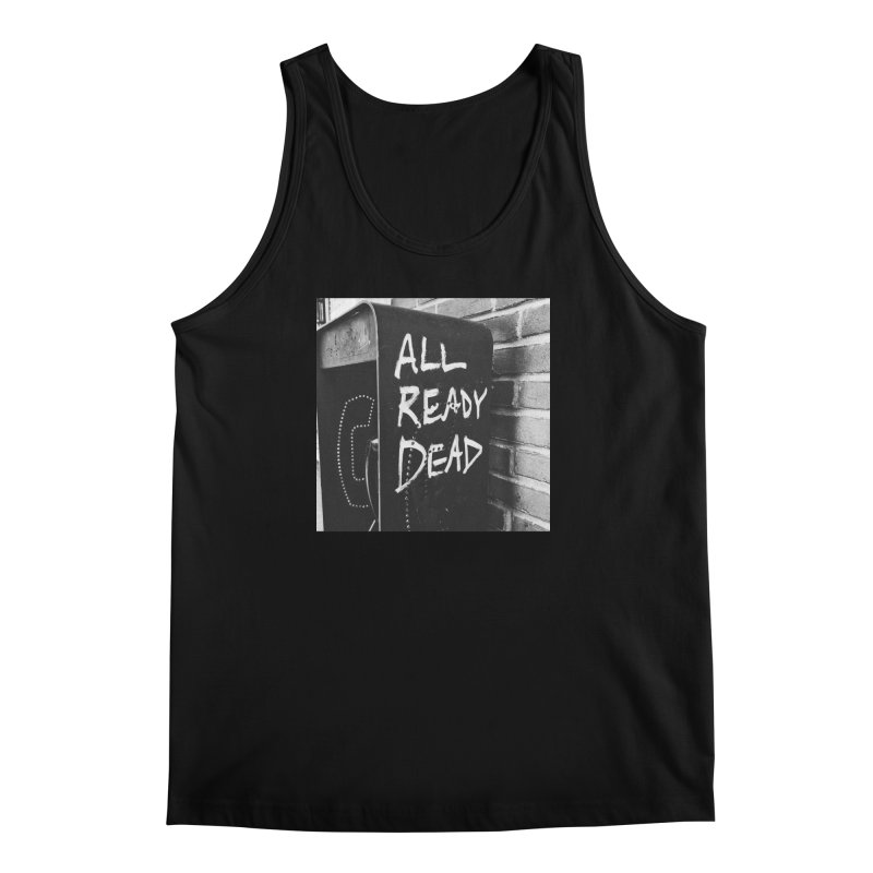 All Ready Dead Men's Regular Tank by Dia Lacina
