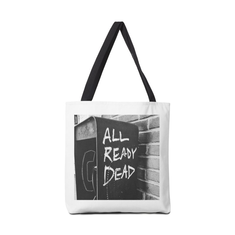 All Ready Dead Accessories Bag by Dia Lacina