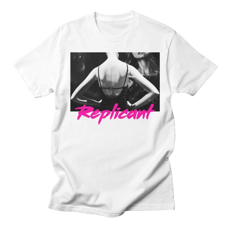 Replicant #2 Men's T-Shirt by Dia Lacina