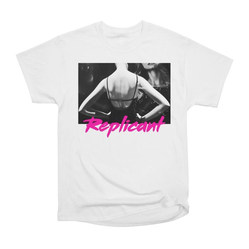 Replicant #2 Men's T-Shirt by Dia Lacina
