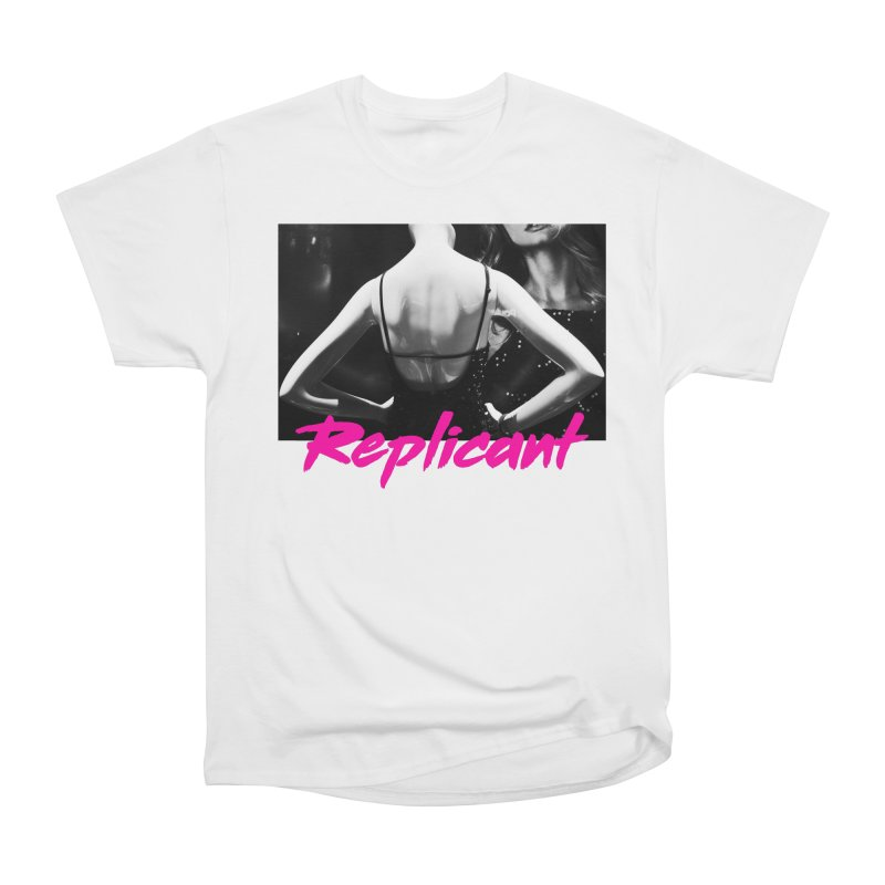 Replicant #2 Women's Heavyweight Unisex T-Shirt by Dia Lacina
