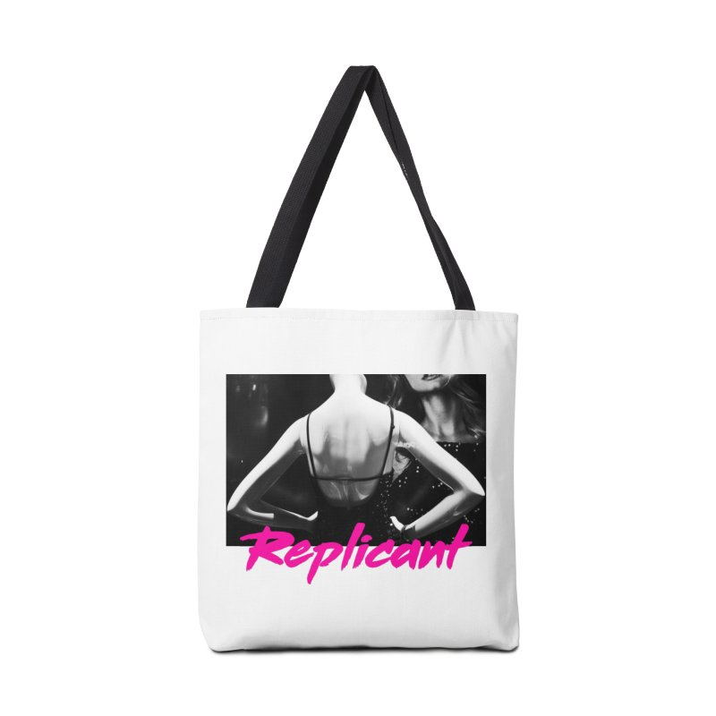 Replicant #2 Accessories Bag by Dia Lacina