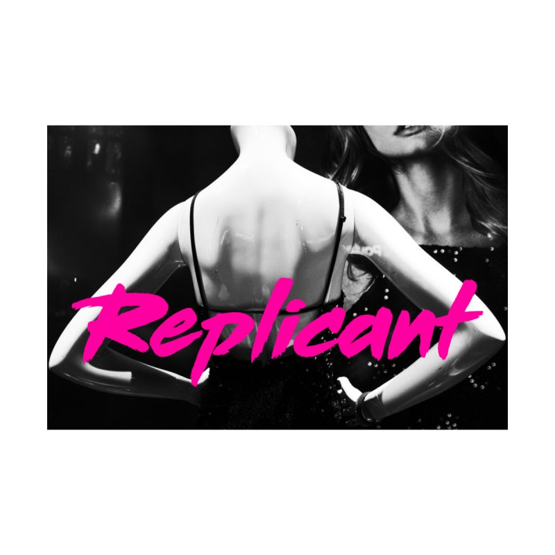 Replicant #2 (Ver. 2) Men's V-Neck by Dia Lacina