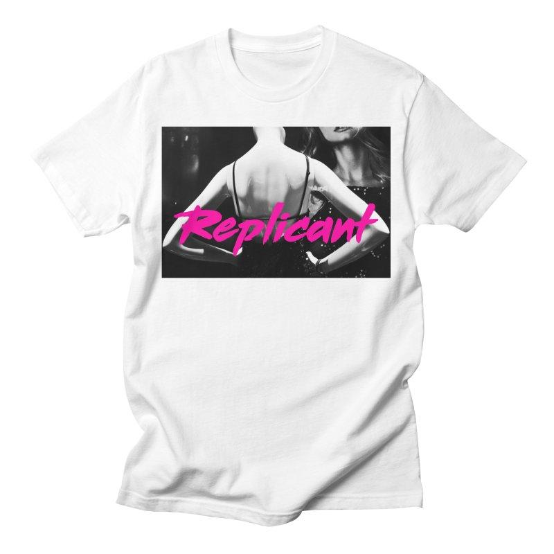 Replicant #2 (Ver. 2) Men's T-Shirt by Dia Lacina