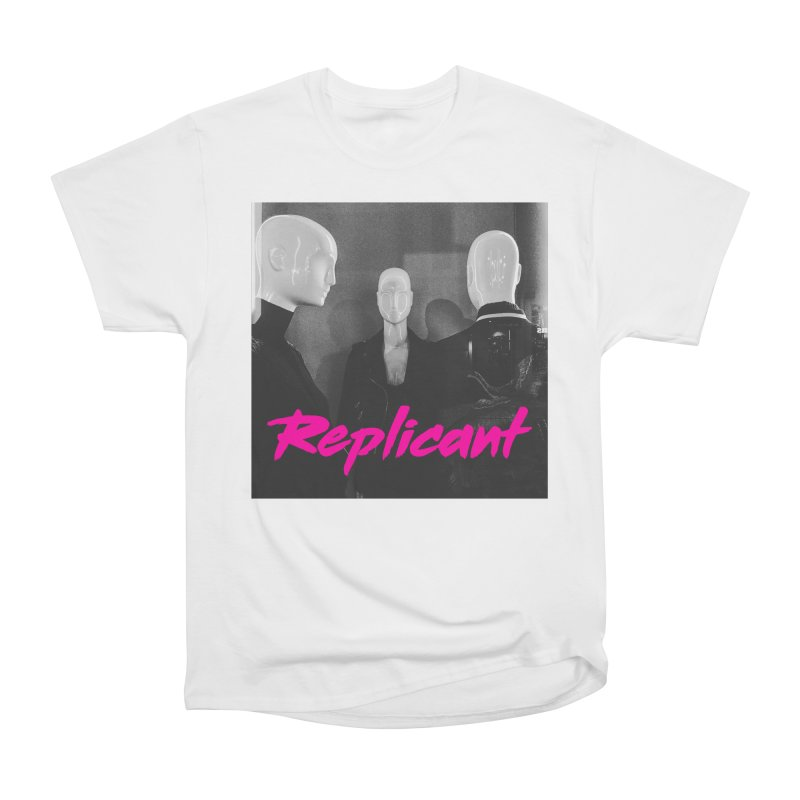 Replicant Trio #1 Men's T-Shirt by Dia Lacina