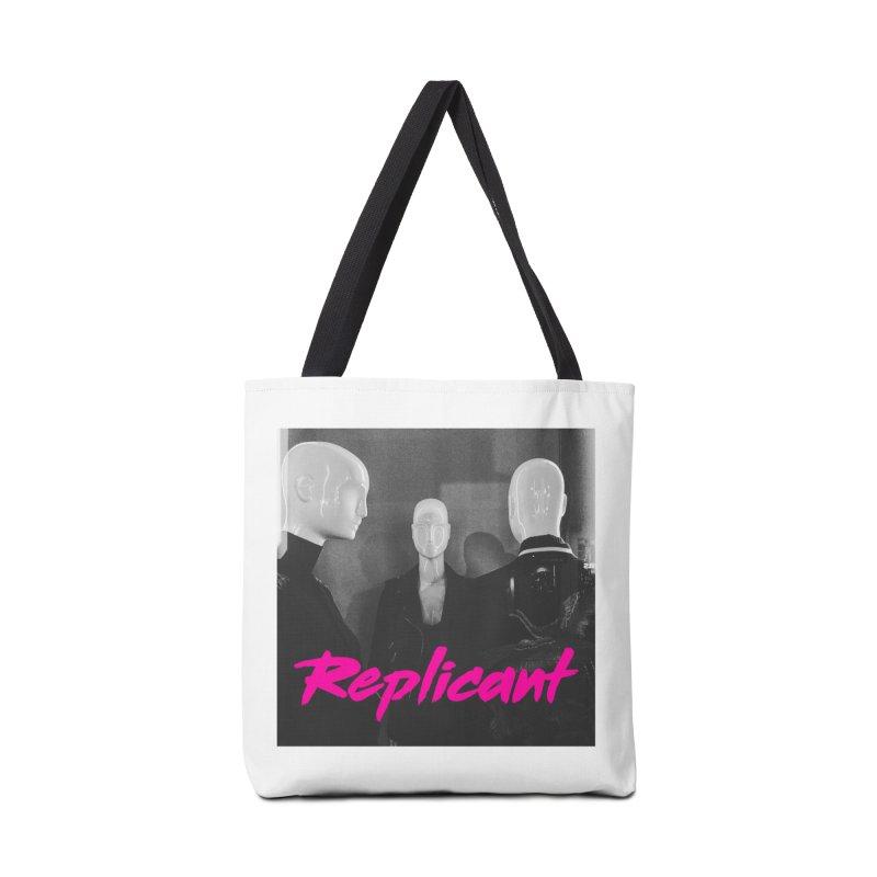Replicant Trio #1 Accessories Bag by Dia Lacina