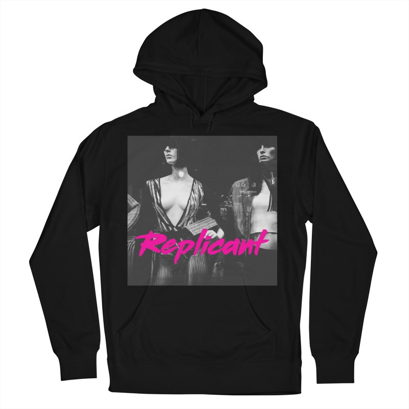 Replicant #3 Women's Pullover Hoody by Dia Lacina