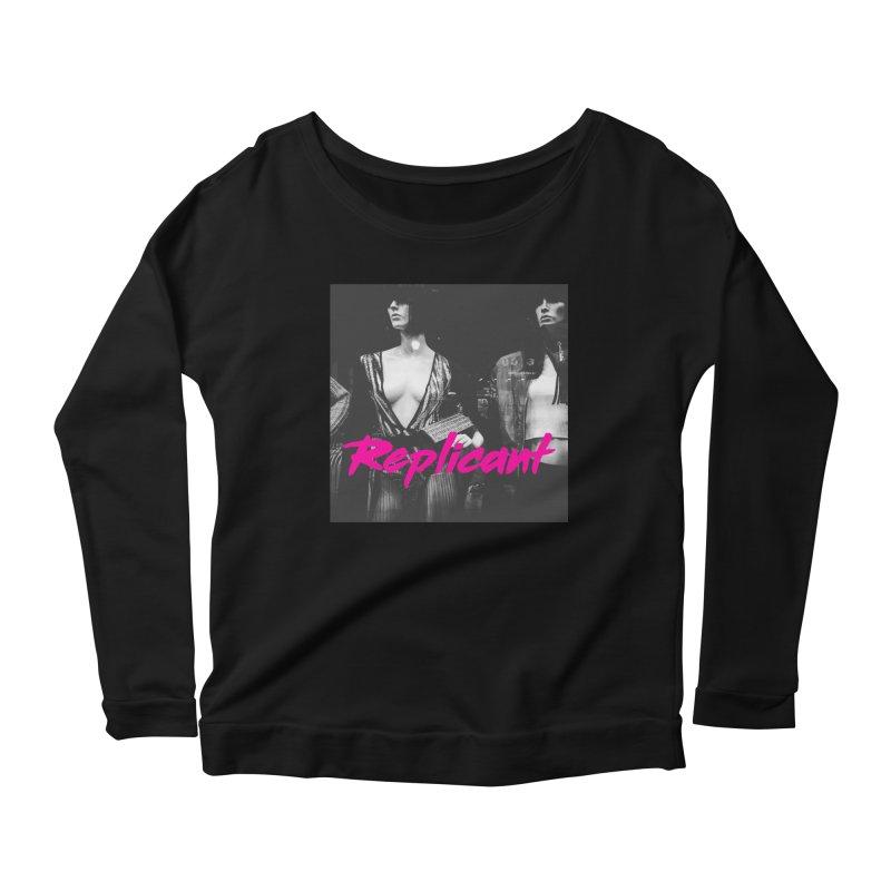 Replicant #3 Women's Longsleeve T-Shirt by Dia Lacina