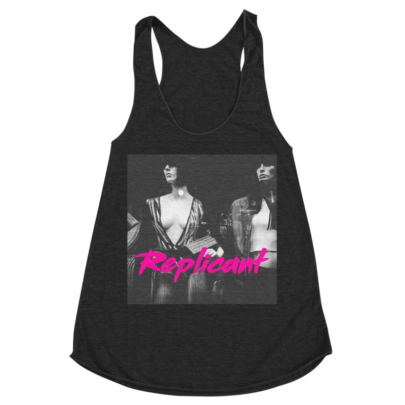 Replicant #3 Women's Tank by Dia Lacina