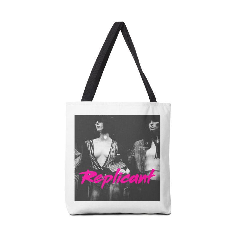 Replicant #3 Accessories Bag by Dia Lacina