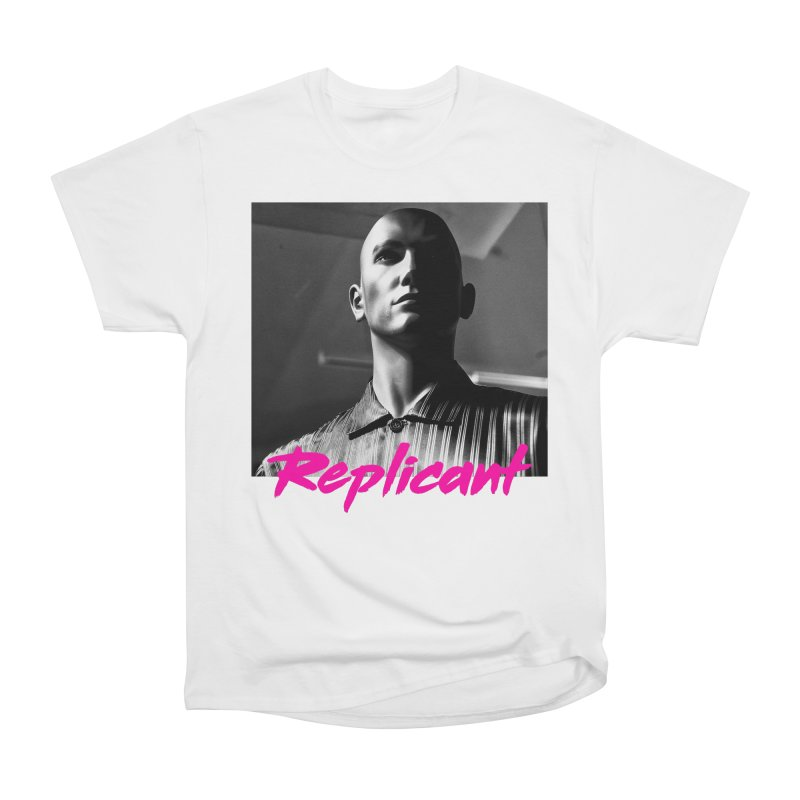 Replicant #4 Women's T-Shirt by Dia Lacina