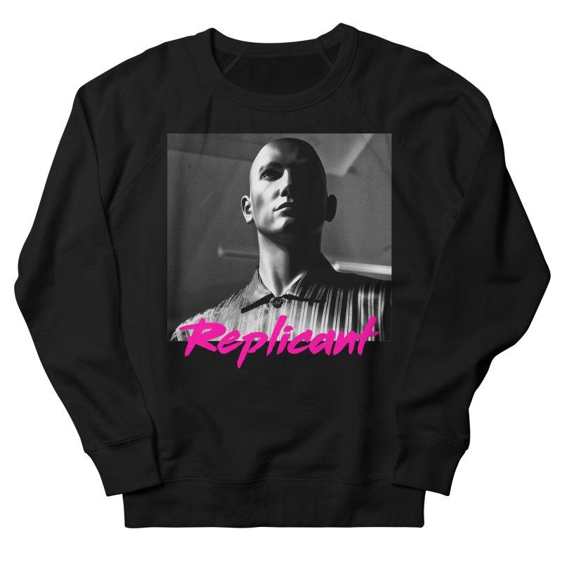 Replicant #4 Men's Sweatshirt by Dia Lacina