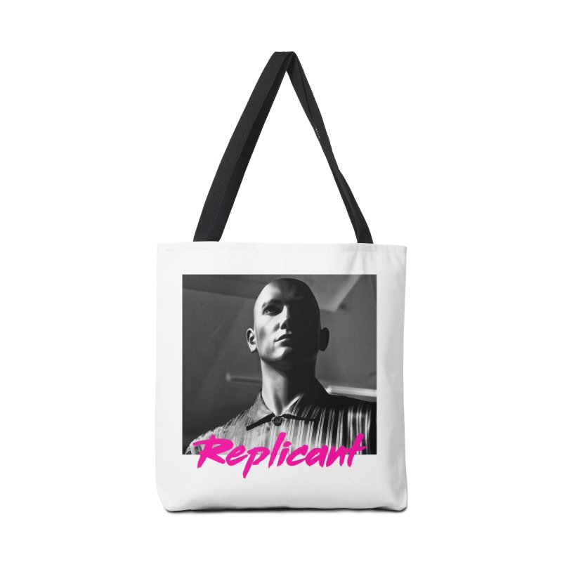 Replicant #4 Accessories Bag by Dia Lacina