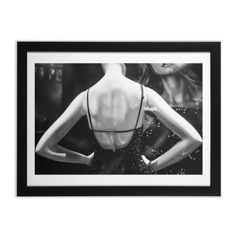 Replicant #2 (print) Home Framed Fine Art Print by Dia Lacina