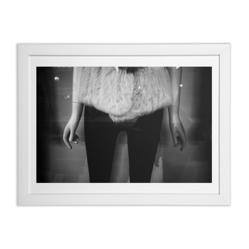 Replicant #8 (print) Home Framed Fine Art Print by Dia Lacina