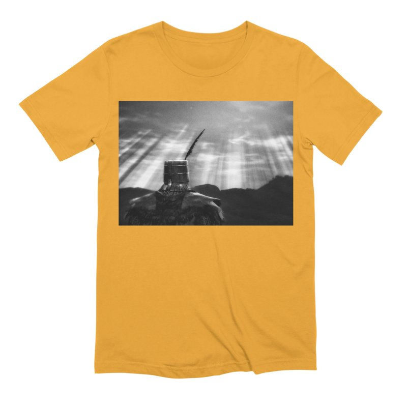 Grossly Incandescent Men's Extra Soft T-Shirt by Dia Lacina