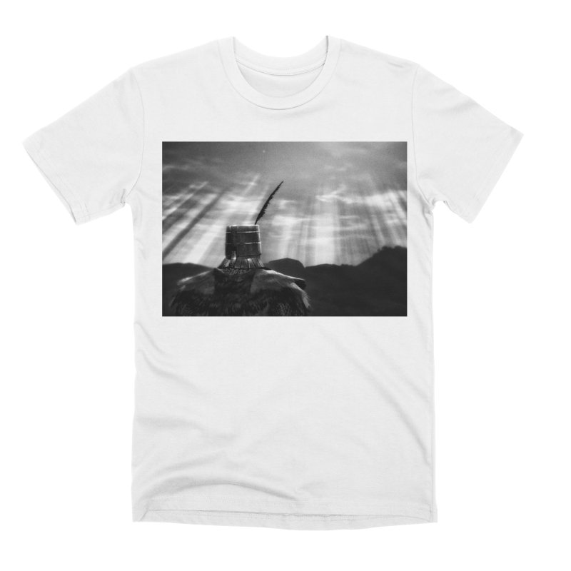 Grossly Incandescent Men's T-Shirt by Dia Lacina