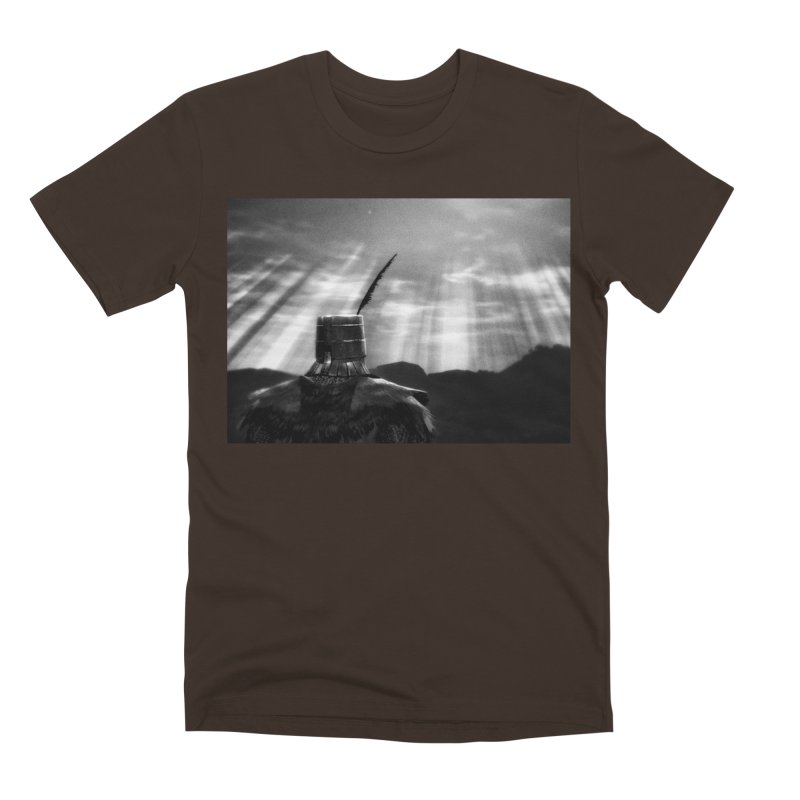 Grossly Incandescent Men's Premium T-Shirt by Dia Lacina