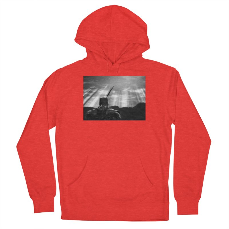 Grossly Incandescent Men's Pullover Hoody by Dia Lacina