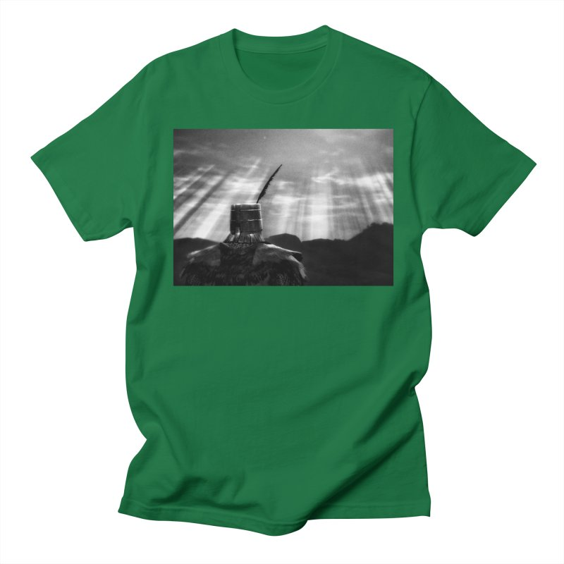 Grossly Incandescent Men's Regular T-Shirt by Dia Lacina