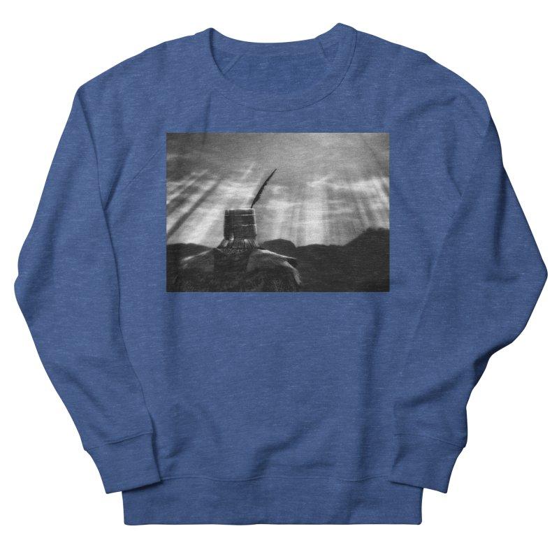 Grossly Incandescent Men's Sweatshirt by Dia Lacina