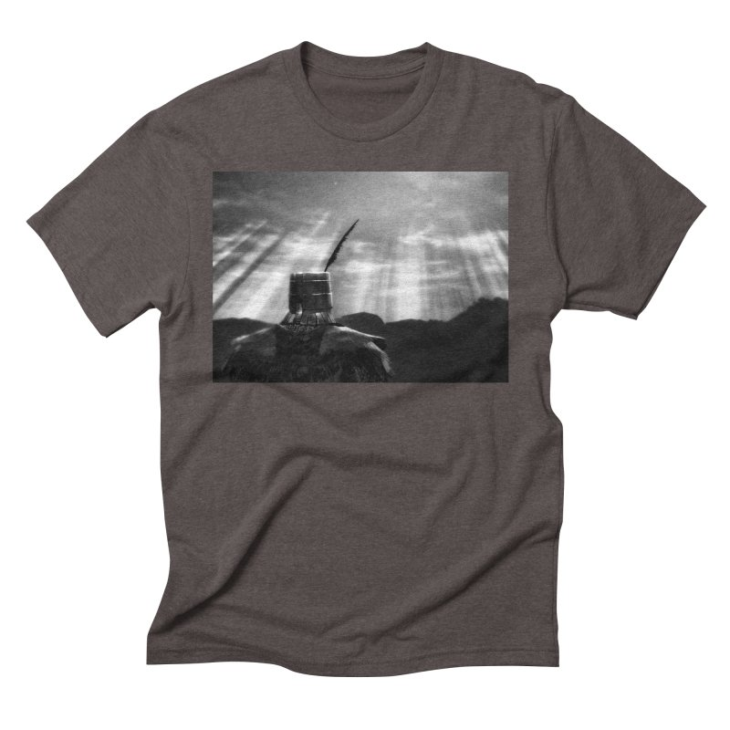 Grossly Incandescent Men's Triblend T-Shirt by Dia Lacina