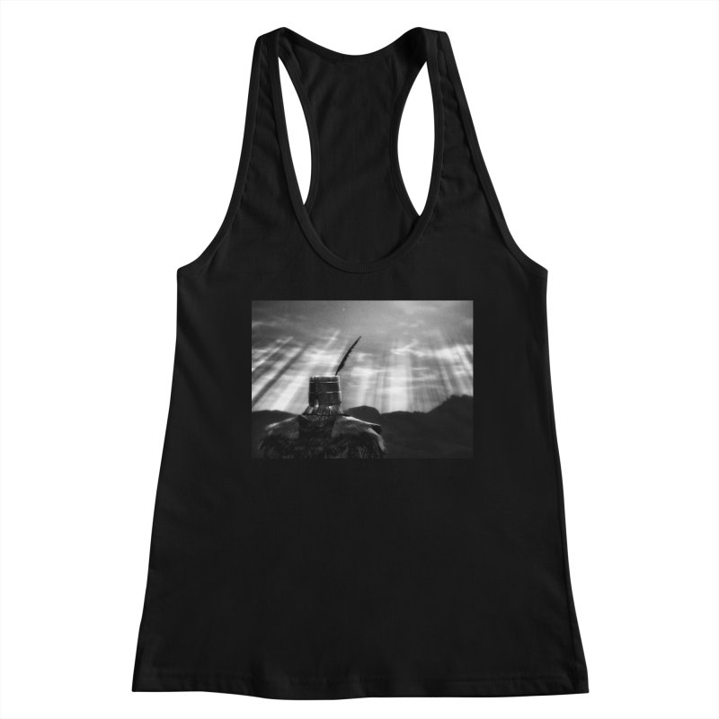 Grossly Incandescent Women's Tank by Dia Lacina