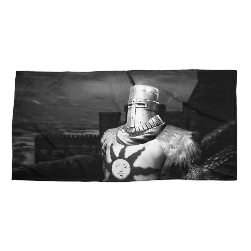 Praise the Sun Accessories Beach Towel by Dia Lacina