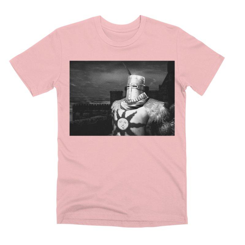 Praise the Sun Men's Premium T-Shirt by Dia Lacina