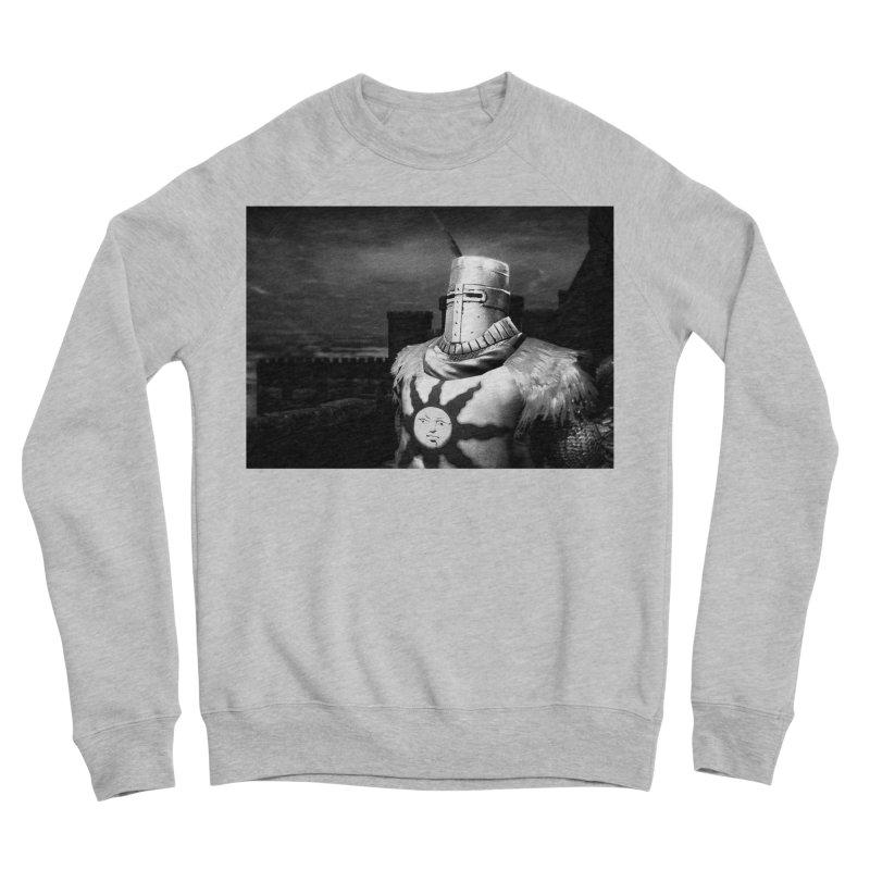 Praise the Sun Men's Sponge Fleece Sweatshirt by Dia Lacina