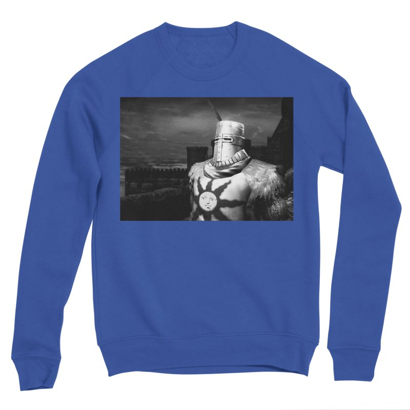 Praise the Sun Men's Sweatshirt by Dia Lacina