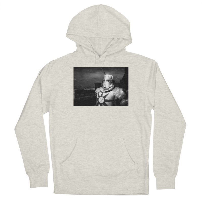 Praise the Sun Men's Pullover Hoody by Dia Lacina