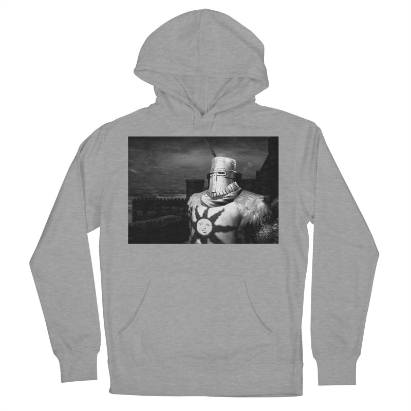 Praise the Sun Women's French Terry Pullover Hoody by Dia Lacina