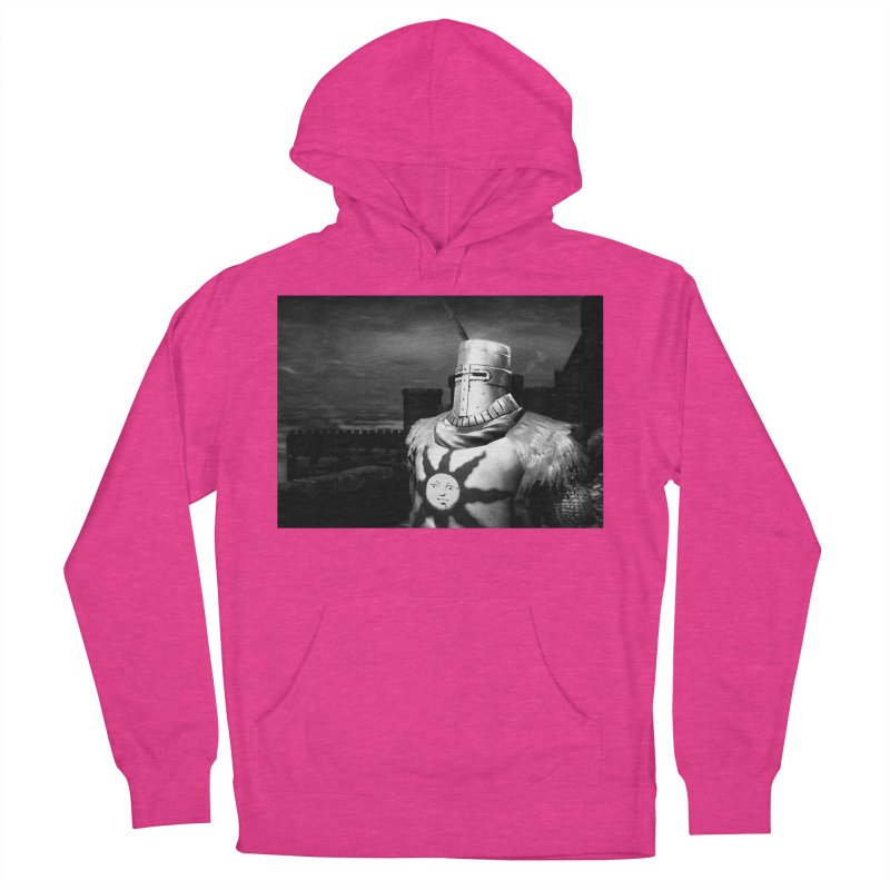Praise the Sun Men's French Terry Pullover Hoody by Dia Lacina