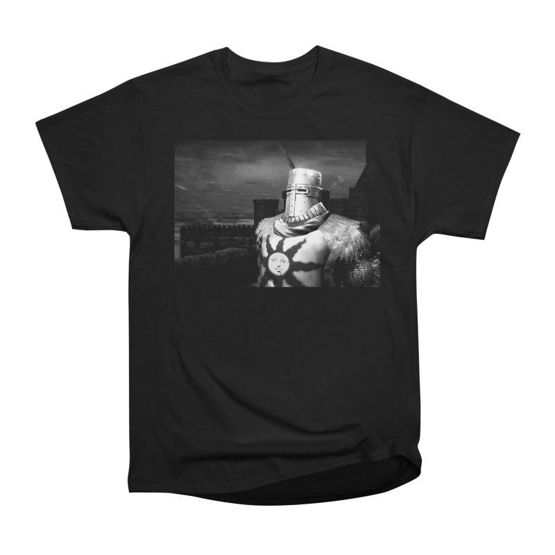 Praise the Sun Women's Heavyweight Unisex T-Shirt by Dia Lacina