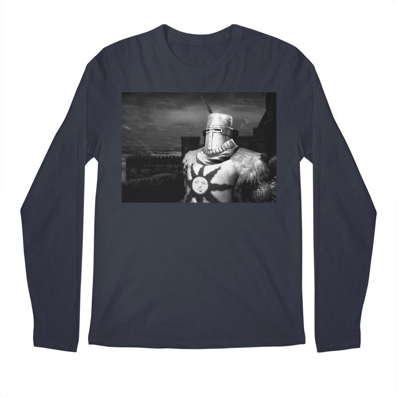 Praise the Sun Men's Longsleeve T-Shirt by Dia Lacina