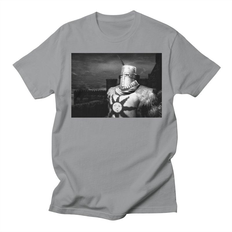Praise the Sun Men's T-Shirt by Dia Lacina
