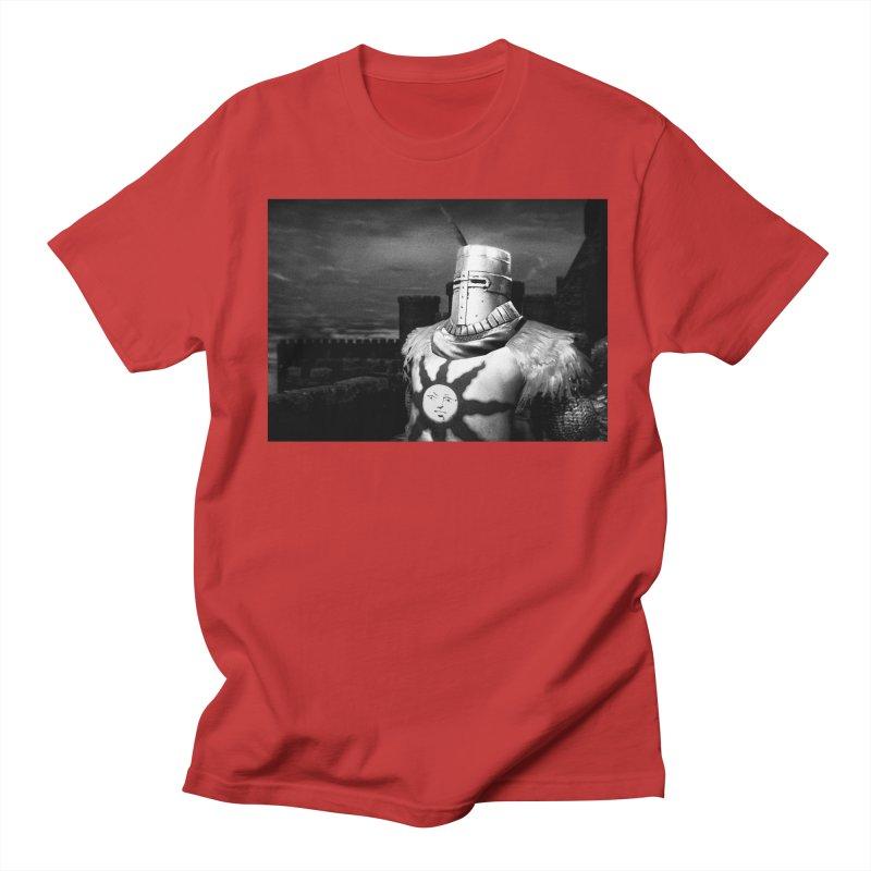 Praise the Sun Men's Regular T-Shirt by Dia Lacina