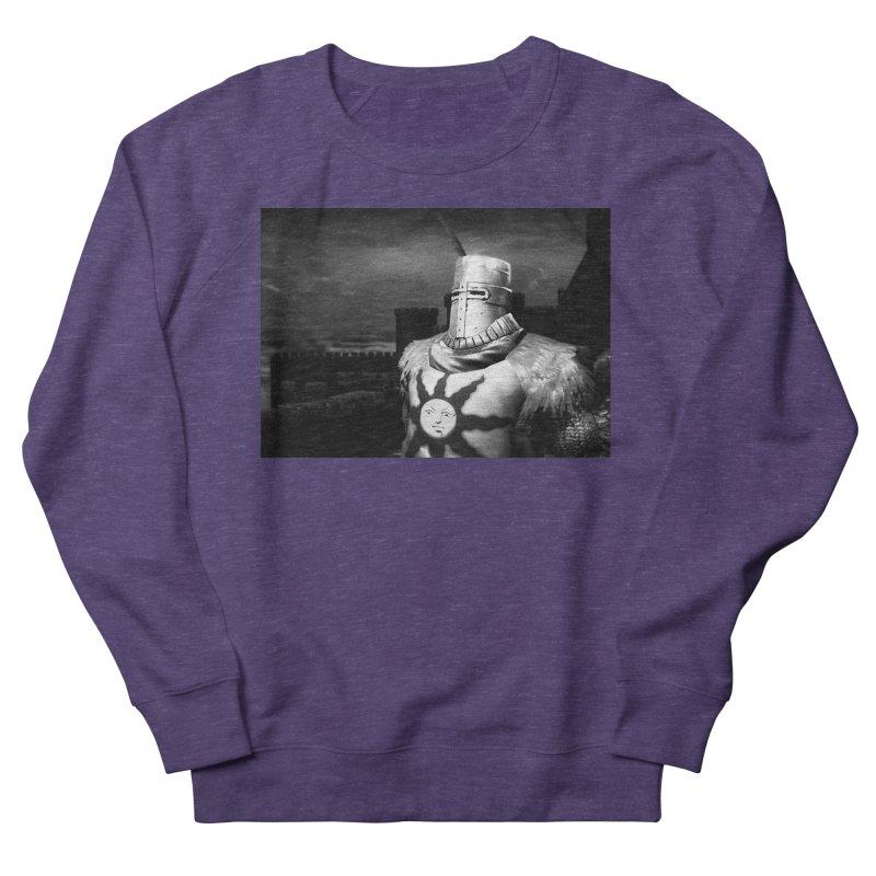 Praise the Sun Women's French Terry Sweatshirt by Dia Lacina