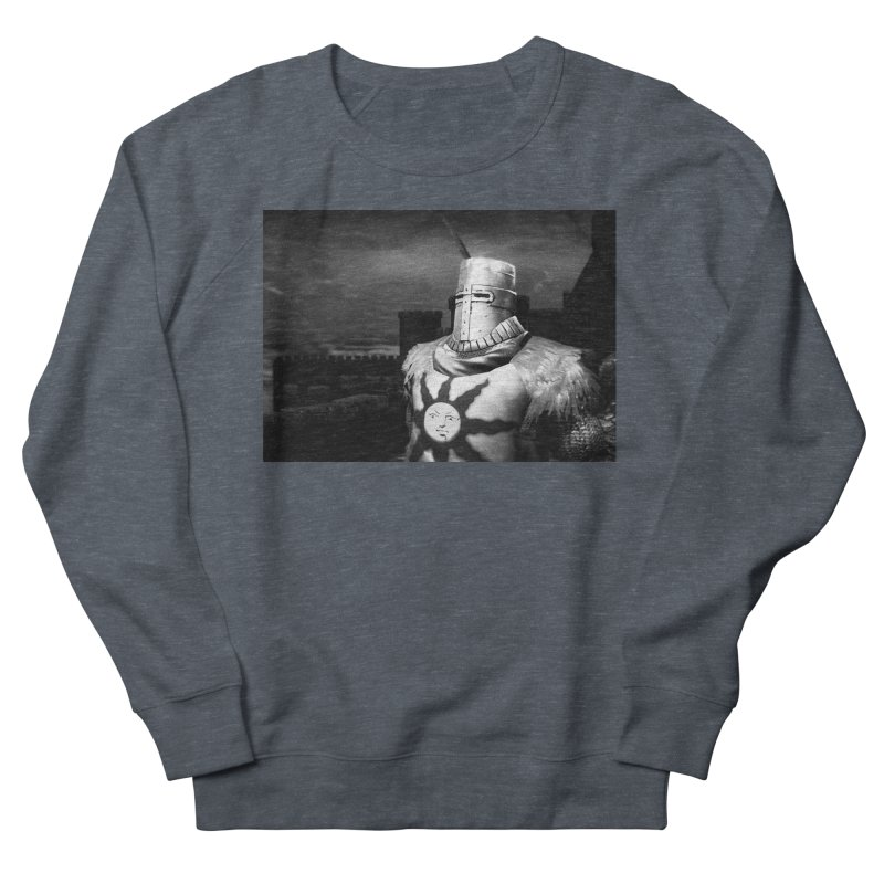 Praise the Sun Men's Sweatshirt by Dia Lacina
