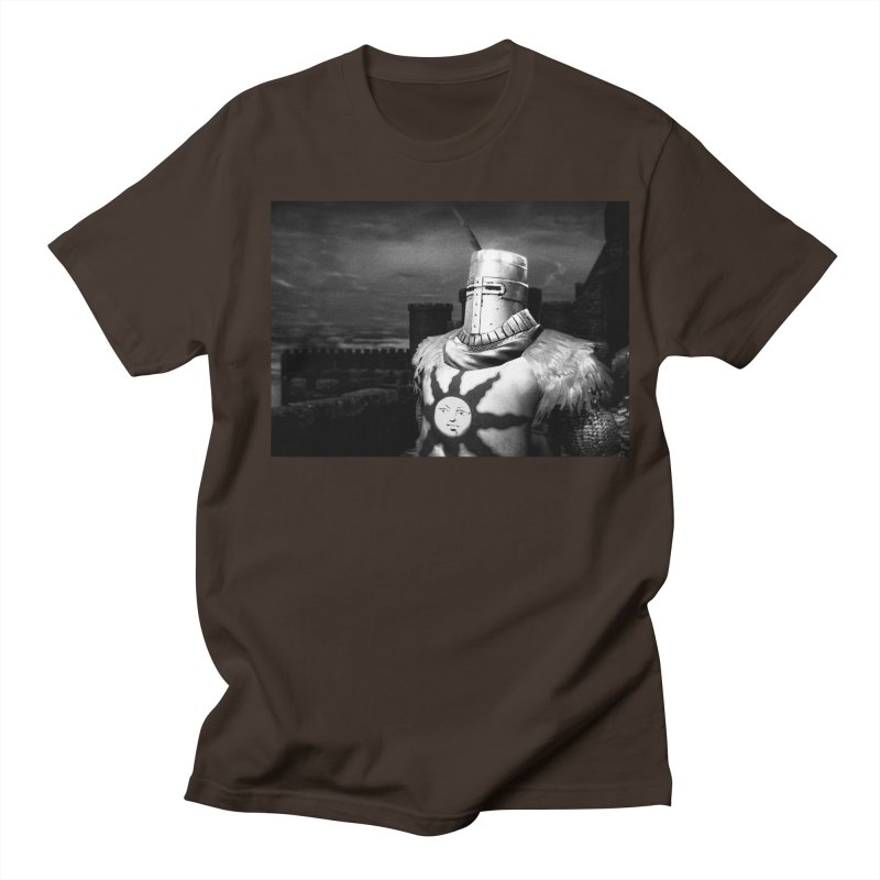 Praise the Sun Men's T-Shirt by Dia Lacina