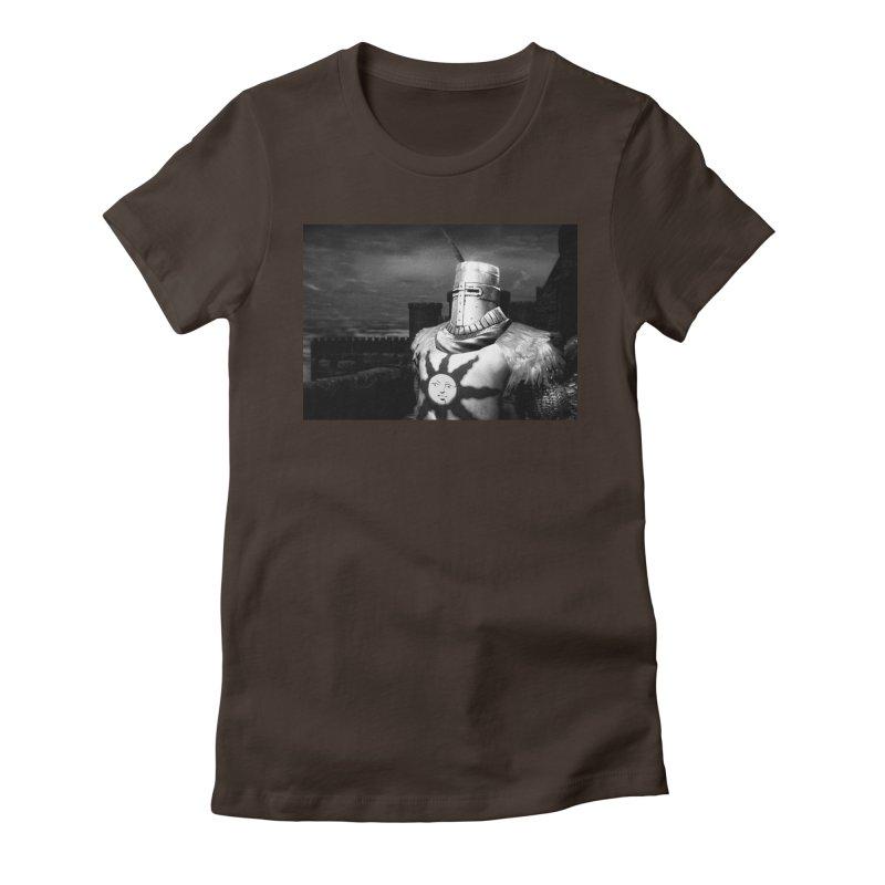 Praise the Sun Women's T-Shirt by Dia Lacina