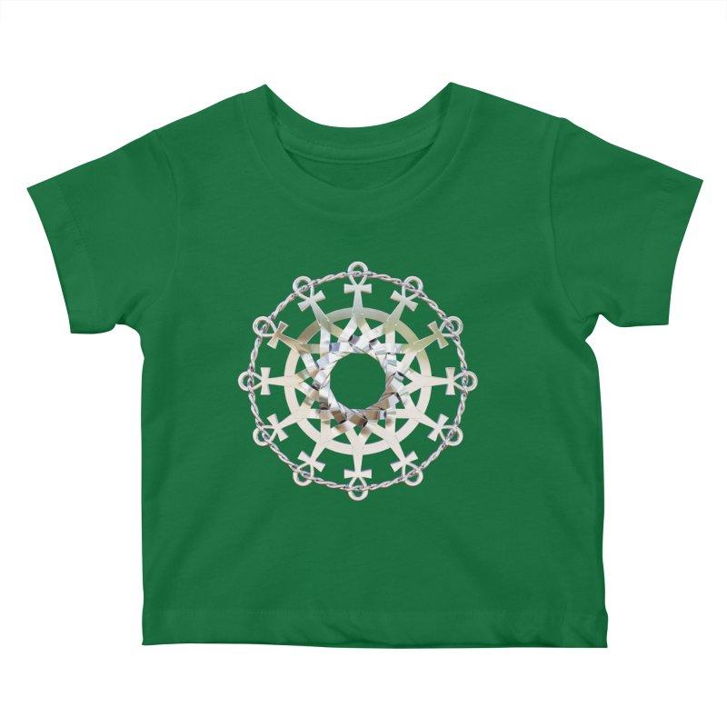 Ultra Star of Metatron Ag (13th Key) Kids Baby T-Shirt by diamondheart's Artist Shop