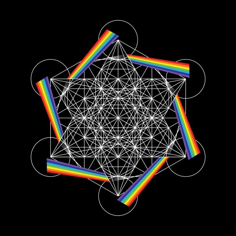 Metatron's Cube 5D by diamondheart's Artist Shop