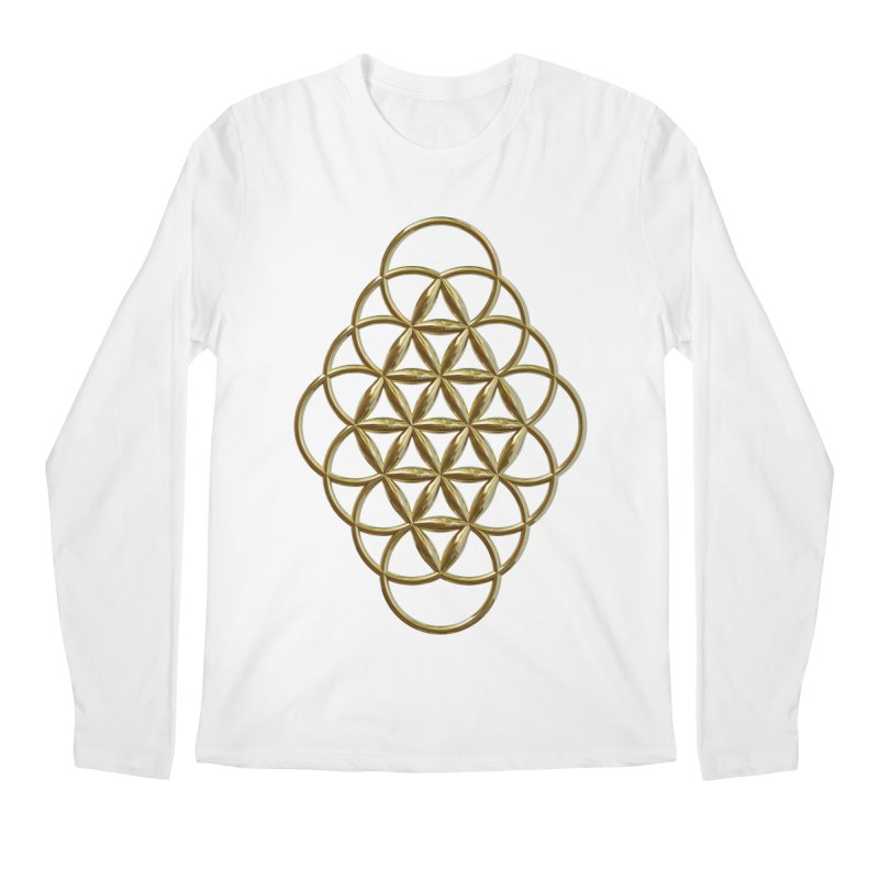 Seed of Love Au Men's Regular Longsleeve T-Shirt by diamondheart's Artist Shop