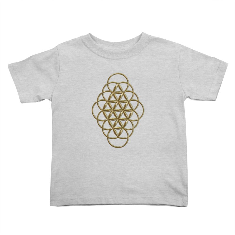 Seed of Love Au Kids Toddler T-Shirt by diamondheart's Artist Shop