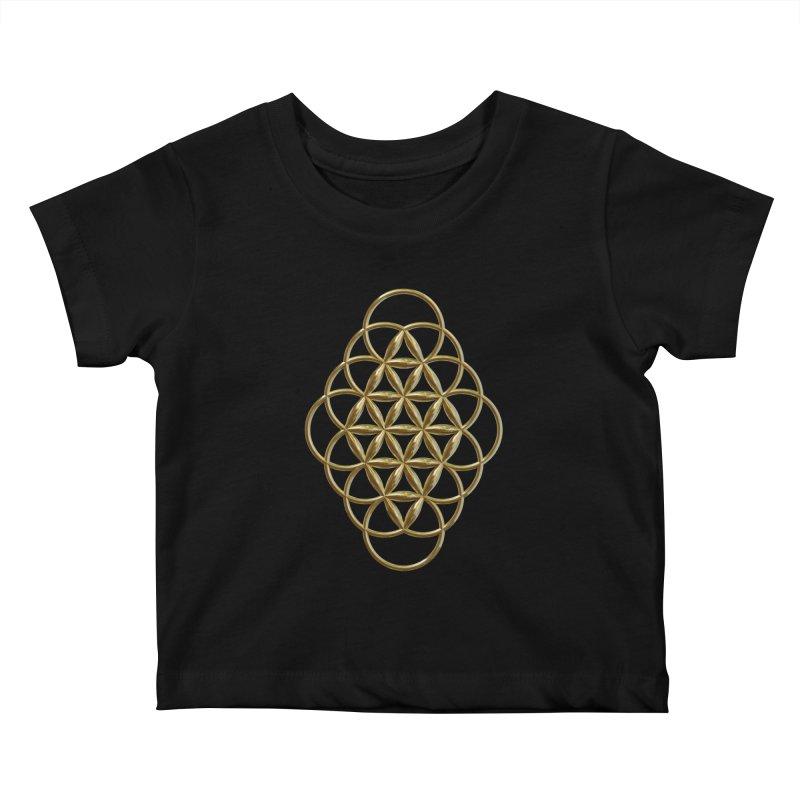 Seed of Love Au Kids Baby T-Shirt by diamondheart's Artist Shop