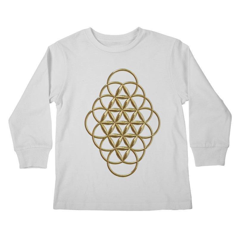 Seed of Love Au Kids Longsleeve T-Shirt by diamondheart's Artist Shop